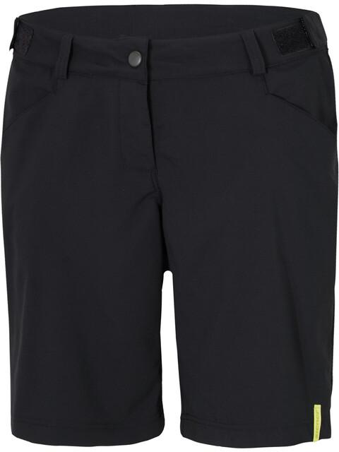 Ziener Colodri X-Function Shorts Women black